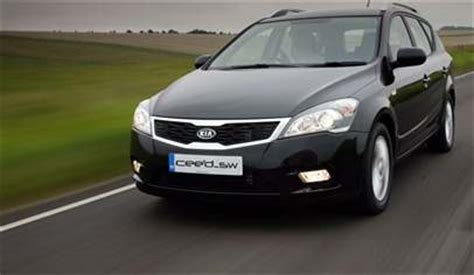 kia ceed sw   crdi bhp dr car review february