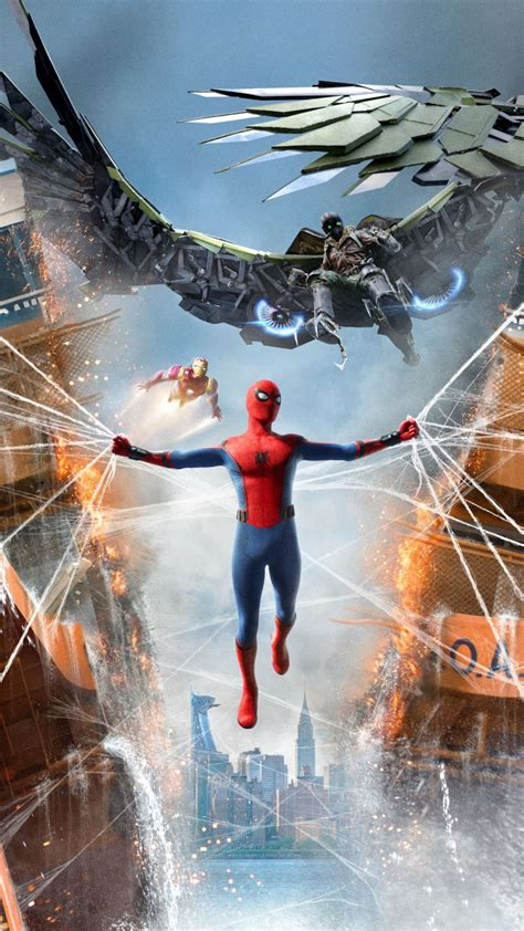 wallpaper spider man homecoming   movies