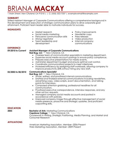 Health Food Store Manager Resume by Assistant Manager Resume Sle My Resume