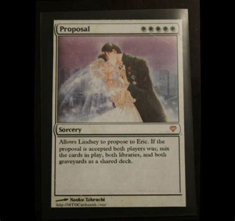 girl proposes  boyfriend  middle  magic