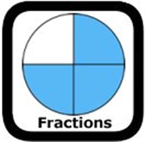 fraction number  printable
