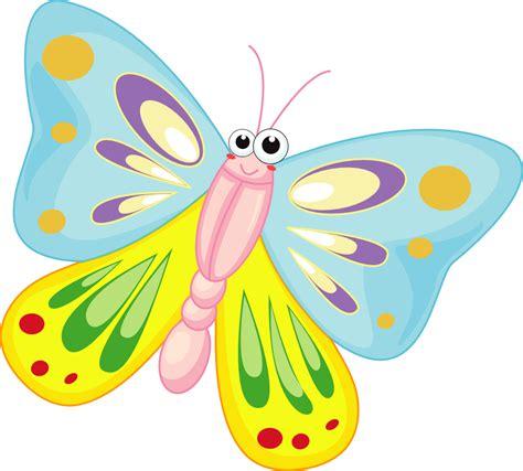 Clipartistnet » Clip Art » Cartoon Butterfly Clipartist