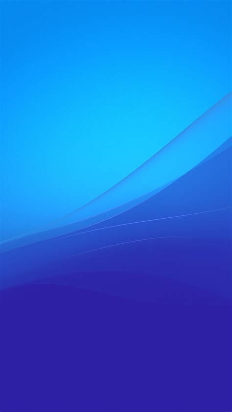 Android Lock Screen Blue Wallpaper Hd by Xperia Lollipop Blue Wallpaper Gizmo Bolt Exposing