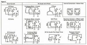 Need Help Setting Up The Forward    Reverse Drum Switch On My Split Phase Motor