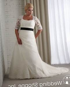 full figured wedding dresses with sleeves With full figured wedding dresses
