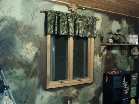 Cheap Camo Bathroom Sets by Camo Painted Wall Rustic Camo Paint Paint