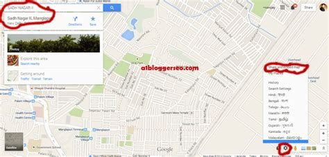 email template with google embid embed google map a1 seo