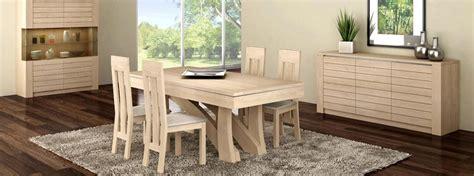 salle 224 manger omega ch 234 ne ou fr 234 ne massif meubles bois massif