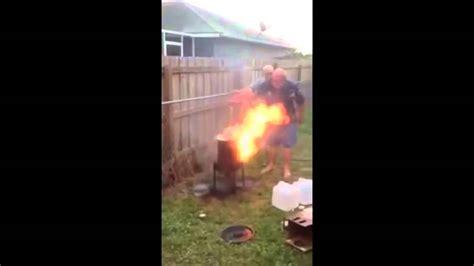 turkey frying deep fail epic