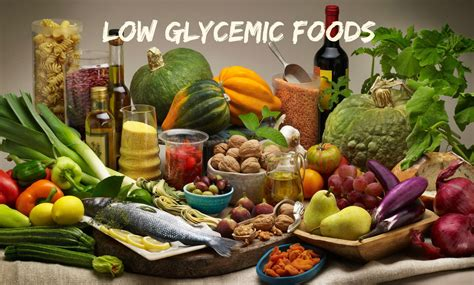 glycemic foods thankfit