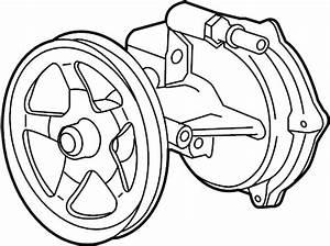 Cadillac Escalade Vacuum Pump  Vacuum Pump  Double  U0026 Crew