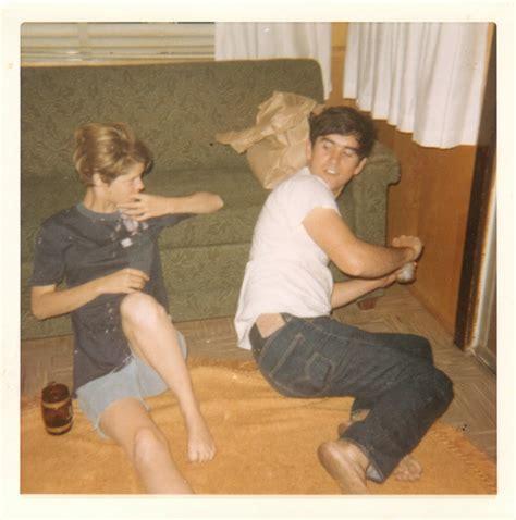 circa 1969 dad mom