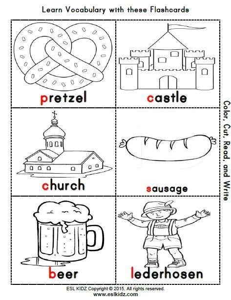 germany worksheets activities games  worksheets