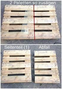 Möbel Aus Paletten Bauen : m bel aus paletten bauen anleitung panchine e idee ~ Sanjose-hotels-ca.com Haus und Dekorationen