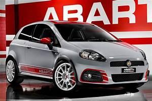 Fiat Grande Punto Abarth : fiat updates the grande punto abarth ss for 2009 ~ Medecine-chirurgie-esthetiques.com Avis de Voitures