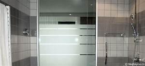 Glasscheibe Für Dusche : hotelzimmer mit bad aus glas von der idiotie der ~ Lizthompson.info Haus und Dekorationen
