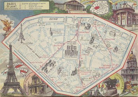chambre de commerce foix plan du 7ème arrondissement viie arr cartes