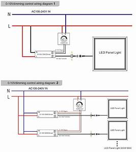 Asd Led Light Panel Dimmer Wiring Diagram