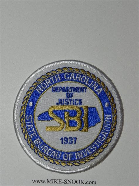 mike snook 39 s patch collection state of carolina