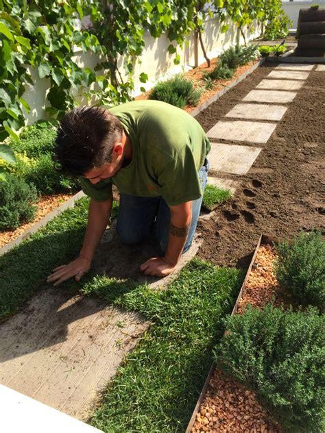 tappeto erboso a rotoli tappeto erboso arte giardino sistemi di realizzazione