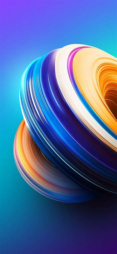 Huawei Smart Nova Colorful Background 3i Abstract