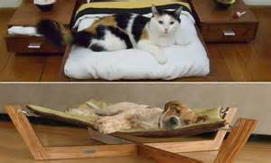 luxury cat beds feline tired designers unveil luxury 1 600 cat platform