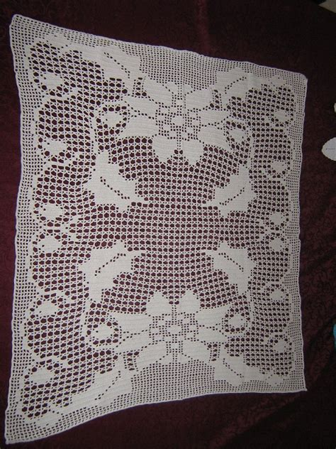 modele crochet filet gratuit 4