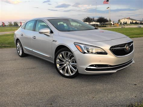 Buick La Cross by Auto Review 2017 Buick Lacrosse Is A Car At A Bad