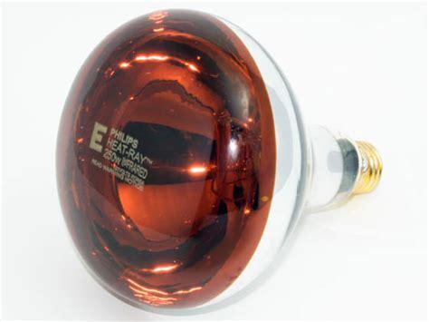 heat light bulb types bulbs