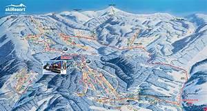 Pec pod Sněžkou Piste Map   Plan of ski slopes and lifts ...