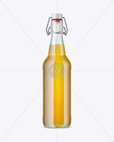The best source of free bottle mockup psd templates for your project. Clear Glass Beugel Beer Bottle Mockup in Free Mockups on ...