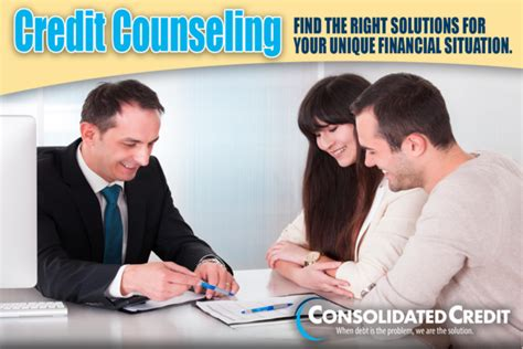 consumer credit counseling certified debt
