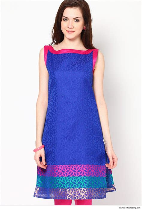 Top 6 Simple Yet Stylish Neck Designs For Kurtis   Indian Fashion Collection   Pinterest   Boats