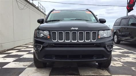 jeep compass sunroof 2016 jeep compass north heated seats sunroof 4x4