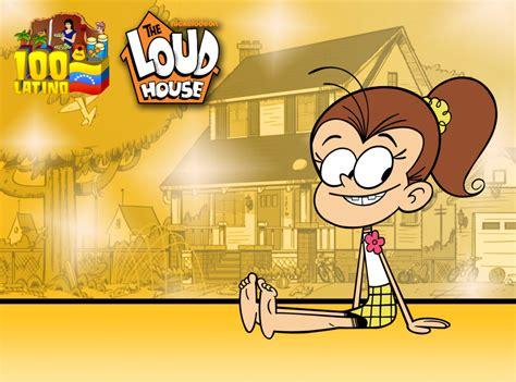 The Loud House Luan Loud Feet By 100latino-dbpjbj1