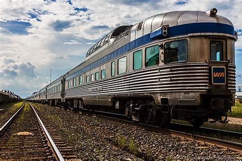 Train Travel In Canada, Via Rail Coast To Coast