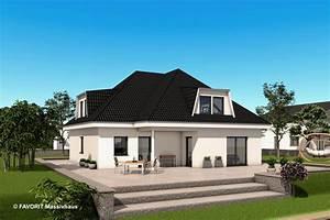 Haus Bungalow Modern : favorit massivhaus ~ Markanthonyermac.com Haus und Dekorationen