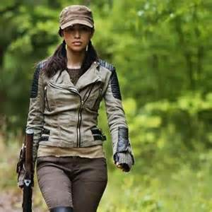 Christian Serratos Rosita Espinosa Walking Dead