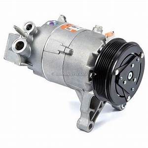 2007 Pontiac G6 A  C Compressor And Components Kit 3 5l Or
