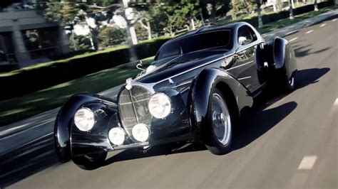 Delahaye Usa Pacific (bugatti Atlantic Tribute) At Cars