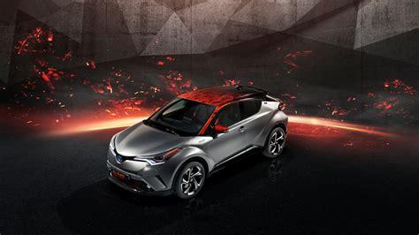 Toyota Hiace 4k Wallpapers by Toyota C Hr Hy Power Concept 2017 Frankfurt Motor Show 4k