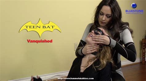 teen bat  vanquishedout  maskripper