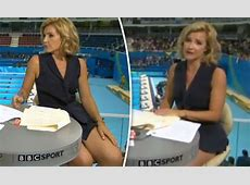 Helen Skelton slammed by viewers for hosting Olympics in