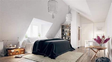 inspiring attic master bedroom designs