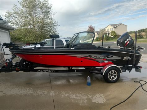 Larson Power Boats Tacoma by Ski And Fish Boats For Sale Boats