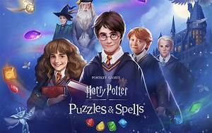 the harry potter puzzle from zynga gets magical 1st