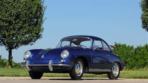 1962 Porsche 356b Super 90 Coupe