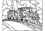 Coloring Train Pages Caboose Ticket Printable Print Getcolorings sketch template