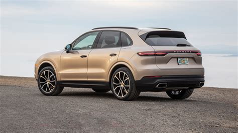 2019 porsche cayenne 2019 porsche cayenne s review staggeringly well rounded