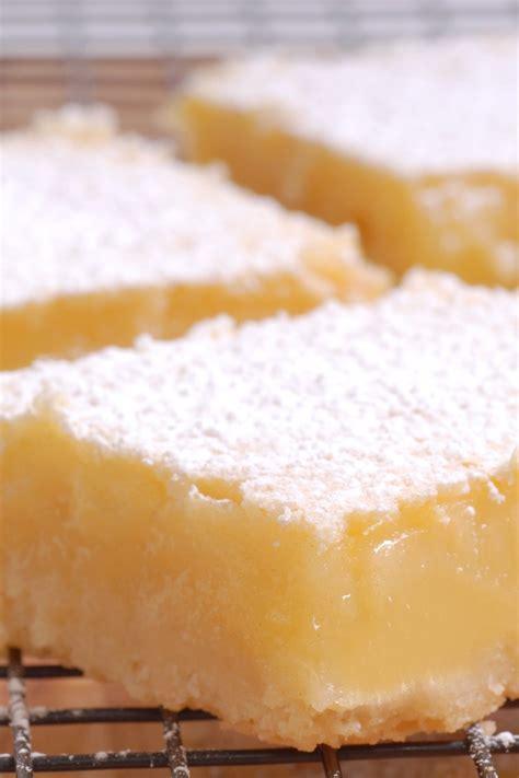 carb lemon cheesecake bars kitchme